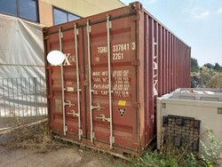 Container - Lot 3 (Auction 5834)