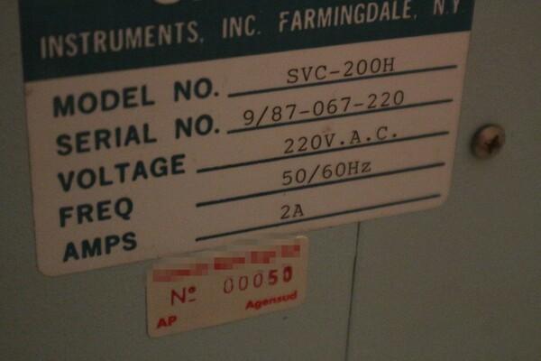 200#5836 Attrezzature da laboratorio in vendita - foto 4