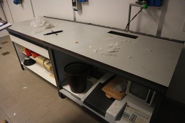 203#5836 Strumenti e arredi per laboratorio in vendita - foto 14