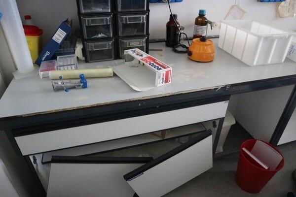 203#5836 Strumenti e arredi per laboratorio in vendita - foto 53