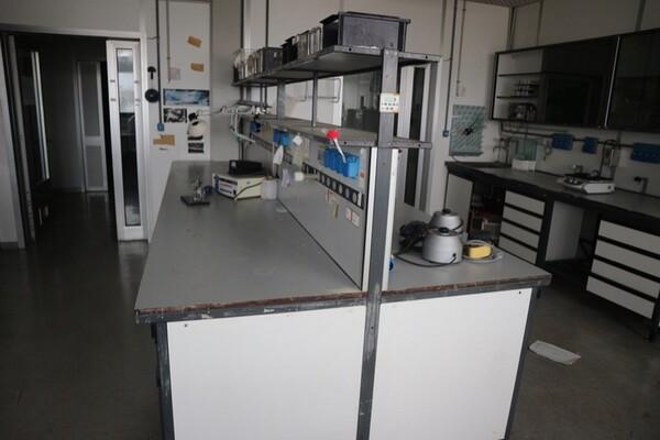 203#5836 Strumenti e arredi per laboratorio in vendita - foto 61