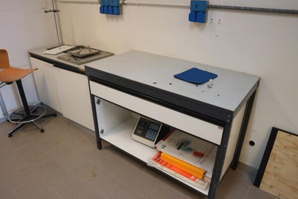 203#5836 Strumenti e arredi per laboratorio in vendita - foto 67