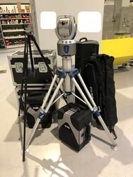 Laser Tracker CAM2 Faro e cantilever aggregato Modulblock - Lotto 0 (Asta 5839)