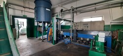 Recycled plastic material regeneration plant - Lot 1 (Auction 5840)