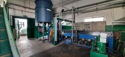 Recycled plastic material regeneration plant - Lote 1 (Subasta 5840)