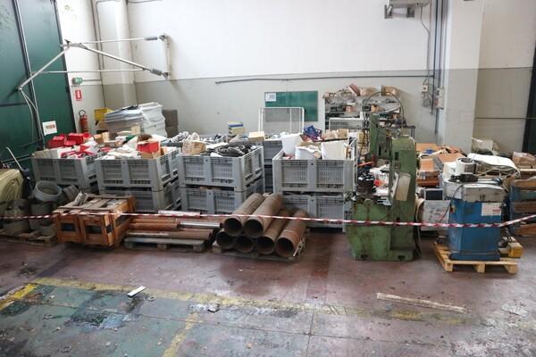 6#5843 Magazzino ricambi e macchinari per impianti di frantoio in vendita - foto 2