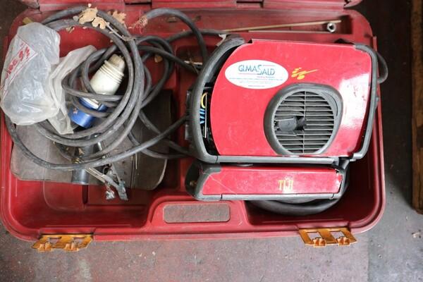 6#5843 Magazzino ricambi e macchinari per impianti di frantoio in vendita - foto 16