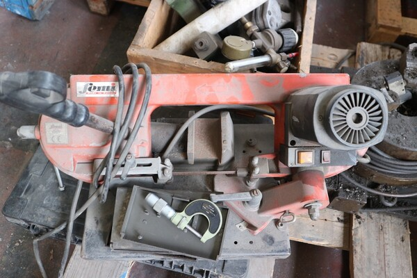 6#5843 Magazzino ricambi e macchinari per impianti di frantoio in vendita - foto 20