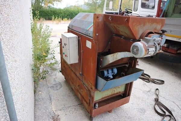 6#5843 Magazzino ricambi e macchinari per impianti di frantoio in vendita - foto 29