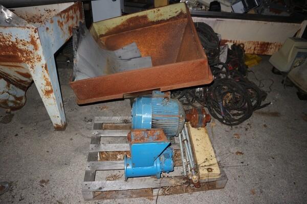 6#5843 Magazzino ricambi e macchinari per impianti di frantoio in vendita - foto 48