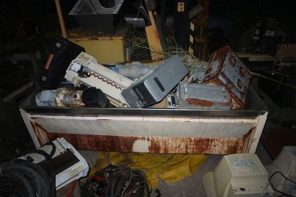 6#5843 Magazzino ricambi e macchinari per impianti di frantoio in vendita - foto 51