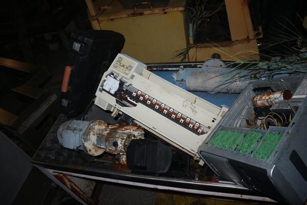6#5843 Magazzino ricambi e macchinari per impianti di frantoio in vendita - foto 52
