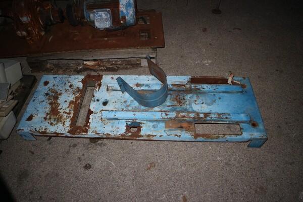 6#5843 Magazzino ricambi e macchinari per impianti di frantoio in vendita - foto 54