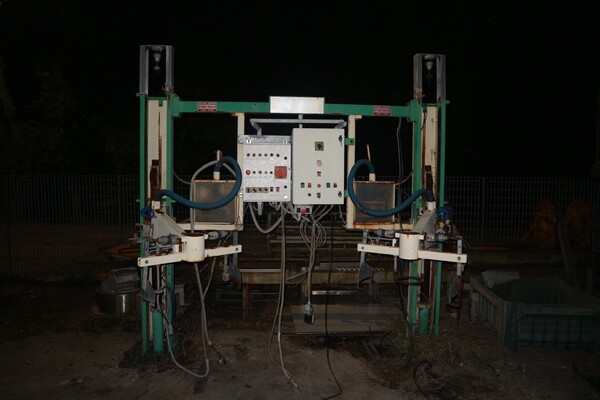 6#5843 Magazzino ricambi e macchinari per impianti di frantoio in vendita - foto 69