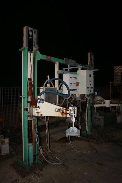 6#5843 Magazzino ricambi e macchinari per impianti di frantoio in vendita - foto 74
