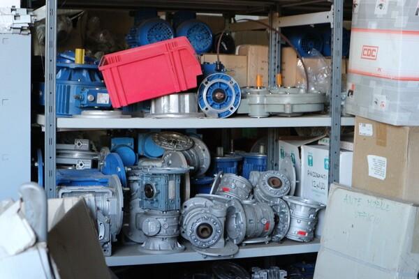 6#5843 Magazzino ricambi e macchinari per impianti di frantoio in vendita - foto 75