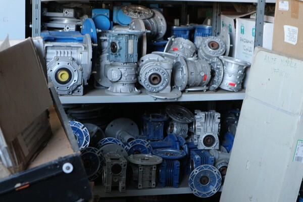 6#5843 Magazzino ricambi e macchinari per impianti di frantoio in vendita - foto 76