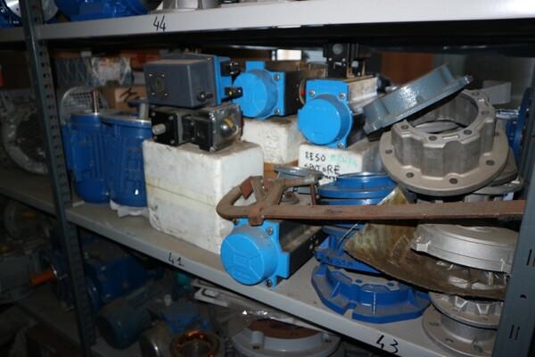 6#5843 Magazzino ricambi e macchinari per impianti di frantoio in vendita - foto 77