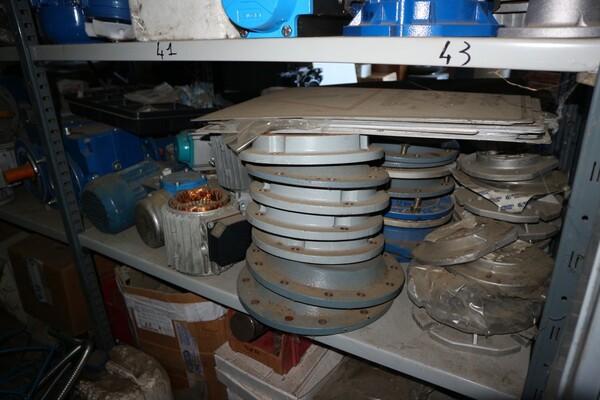 6#5843 Magazzino ricambi e macchinari per impianti di frantoio in vendita - foto 78