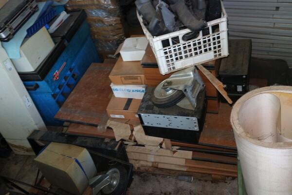 6#5843 Magazzino ricambi e macchinari per impianti di frantoio in vendita - foto 79