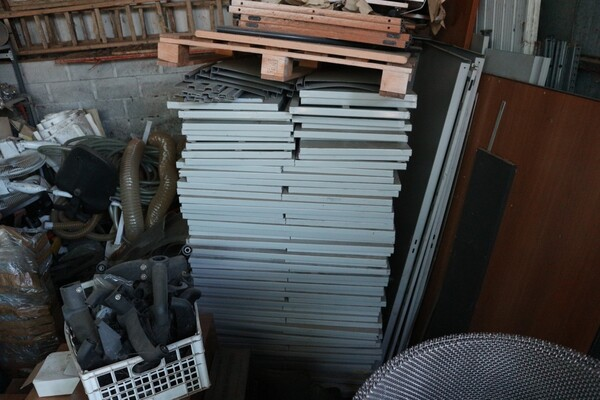 6#5843 Magazzino ricambi e macchinari per impianti di frantoio in vendita - foto 80
