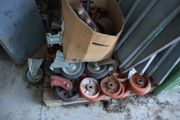 6#5843 Magazzino ricambi e macchinari per impianti di frantoio in vendita - foto 81