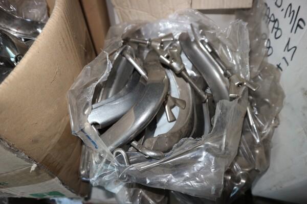 6#5843 Magazzino ricambi e macchinari per impianti di frantoio in vendita - foto 99