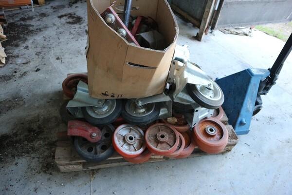 6#5843 Magazzino ricambi e macchinari per impianti di frantoio in vendita - foto 113