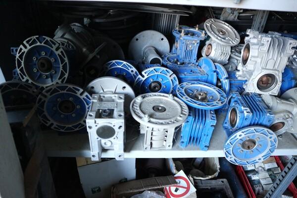 6#5843 Magazzino ricambi e macchinari per impianti di frantoio in vendita - foto 132