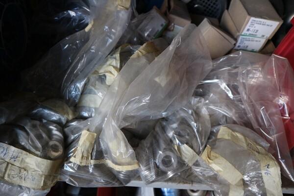 6#5843 Magazzino ricambi e macchinari per impianti di frantoio in vendita - foto 141