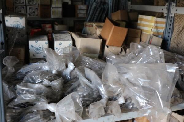 6#5843 Magazzino ricambi e macchinari per impianti di frantoio in vendita - foto 146
