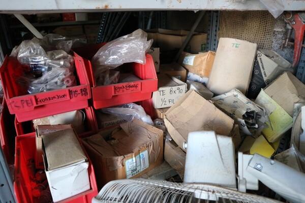 6#5843 Magazzino ricambi e macchinari per impianti di frantoio in vendita - foto 147