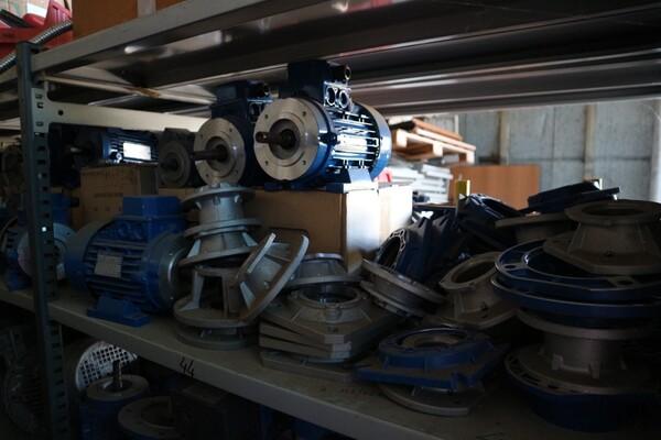 6#5843 Magazzino ricambi e macchinari per impianti di frantoio in vendita - foto 148