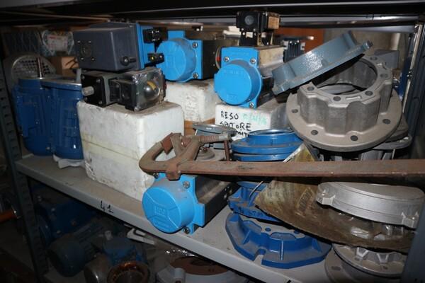 6#5843 Magazzino ricambi e macchinari per impianti di frantoio in vendita - foto 149