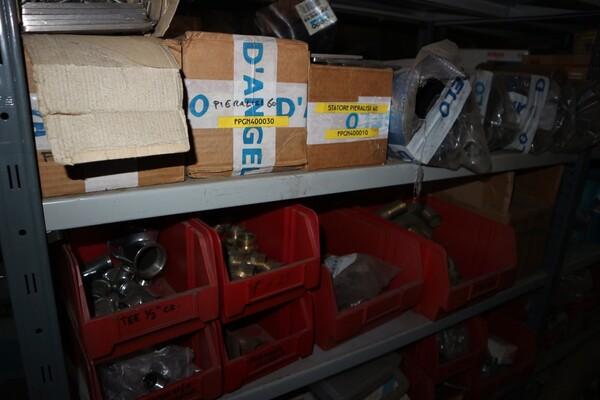 6#5843 Magazzino ricambi e macchinari per impianti di frantoio in vendita - foto 150