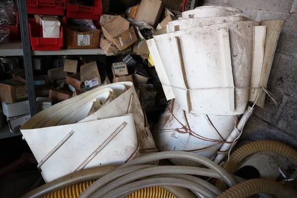 6#5843 Magazzino ricambi e macchinari per impianti di frantoio in vendita - foto 153