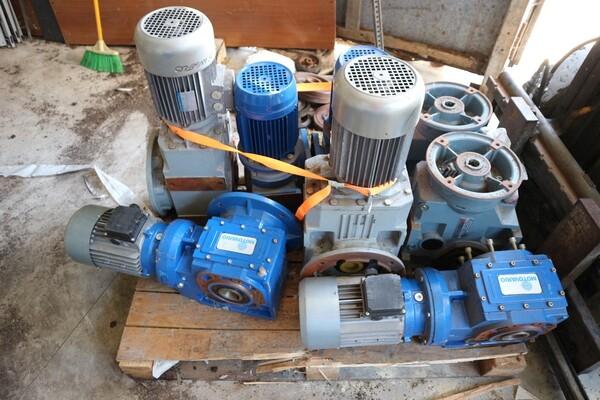6#5843 Magazzino ricambi e macchinari per impianti di frantoio in vendita - foto 155