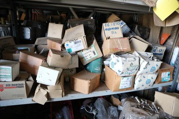 6#5843 Magazzino ricambi e macchinari per impianti di frantoio in vendita - foto 164