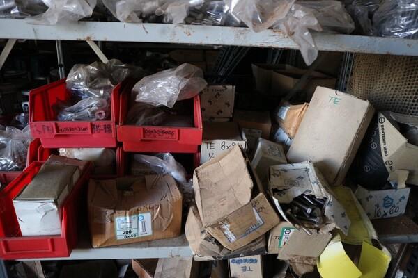 6#5843 Magazzino ricambi e macchinari per impianti di frantoio in vendita - foto 165