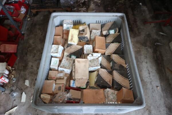6#5843 Magazzino ricambi e macchinari per impianti di frantoio in vendita - foto 166