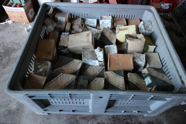 6#5843 Magazzino ricambi e macchinari per impianti di frantoio in vendita - foto 167