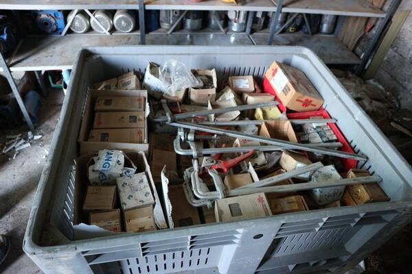 6#5843 Magazzino ricambi e macchinari per impianti di frantoio in vendita - foto 168