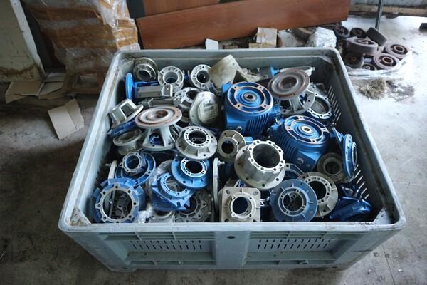 6#5843 Magazzino ricambi e macchinari per impianti di frantoio in vendita - foto 170