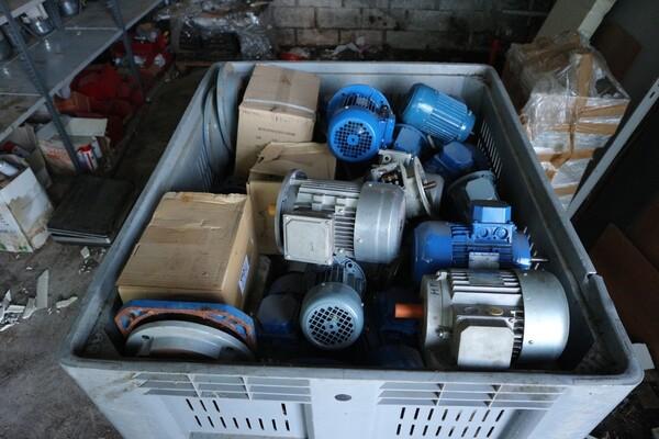 6#5843 Magazzino ricambi e macchinari per impianti di frantoio in vendita - foto 171