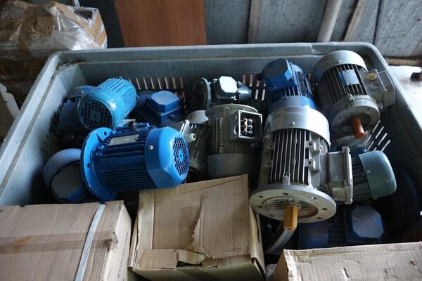 6#5843 Magazzino ricambi e macchinari per impianti di frantoio in vendita - foto 172