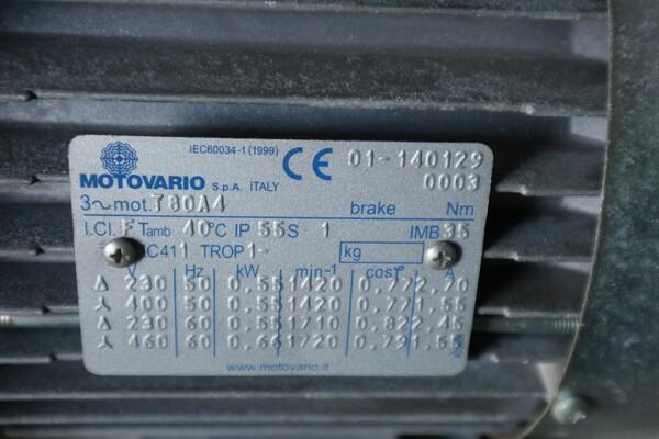 6#5843 Magazzino ricambi e macchinari per impianti di frantoio in vendita - foto 179