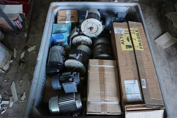 6#5843 Magazzino ricambi e macchinari per impianti di frantoio in vendita - foto 181