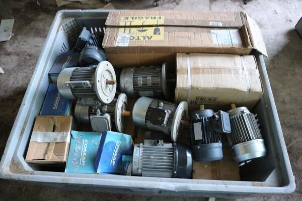 6#5843 Magazzino ricambi e macchinari per impianti di frantoio in vendita - foto 182