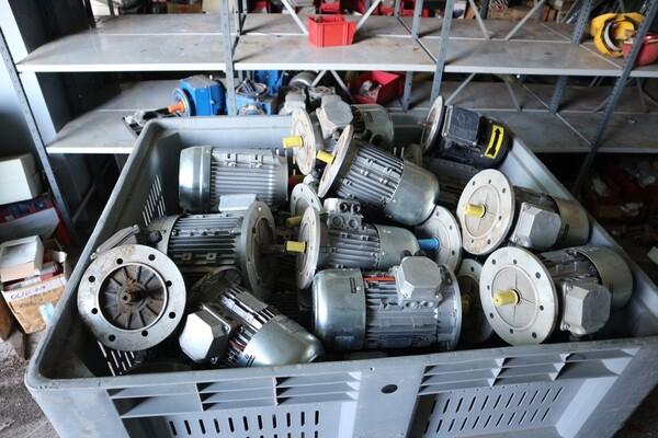 6#5843 Magazzino ricambi e macchinari per impianti di frantoio in vendita - foto 183