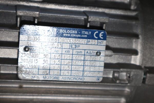 6#5843 Magazzino ricambi e macchinari per impianti di frantoio in vendita - foto 185